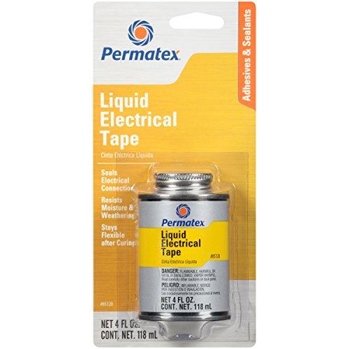 Permatex 85120 Liquid Electrical Tape, 4 ()
