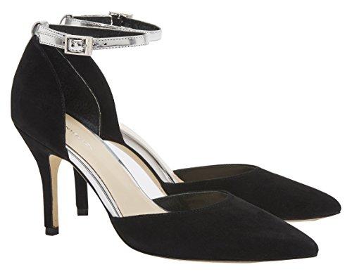 Negro Correa Con Mujer Scuola Pennyblack Zapatos 7qXwfAT