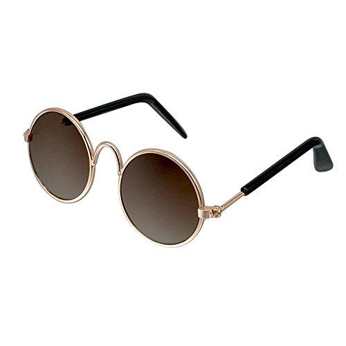 Iguana Dog Costume (Cat Sunglasses Pet Fashion Accessories Summer Dogs Cats Glasses Grooming (black))