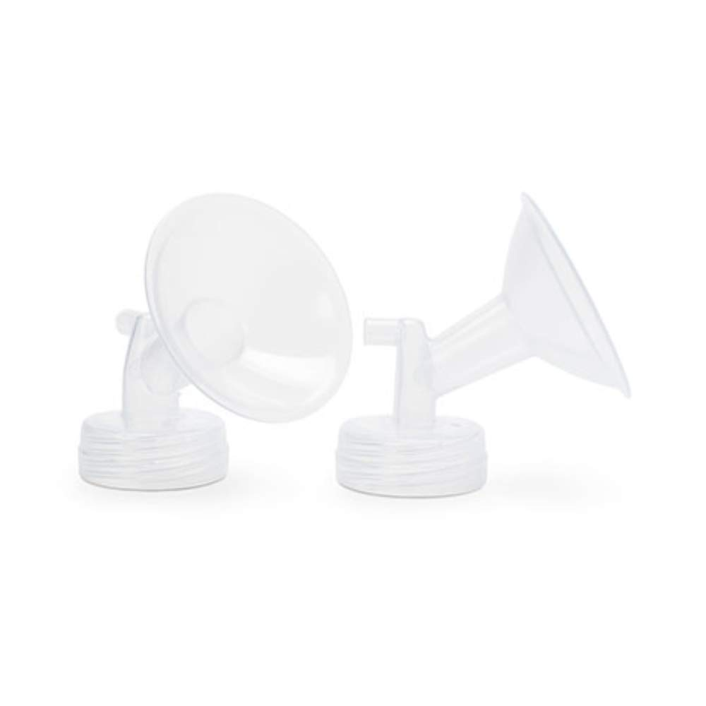 Ameda MYA Breast Pump Replacement Flanges 28mm (2)
