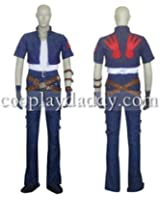 Kingdom Hearts Squall Cosplay Costume