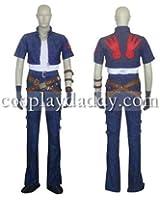 Kingdom Hearts Squall Cosplay Costume