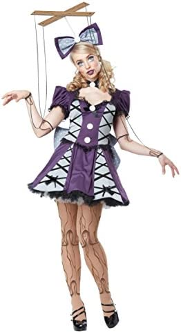 California Costumes Women`s Marionette