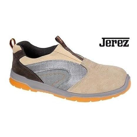Scarpe antinfortunistica senza lacci Beta Work 7334T Jerez mocassini in  pelle sc 257213188a9