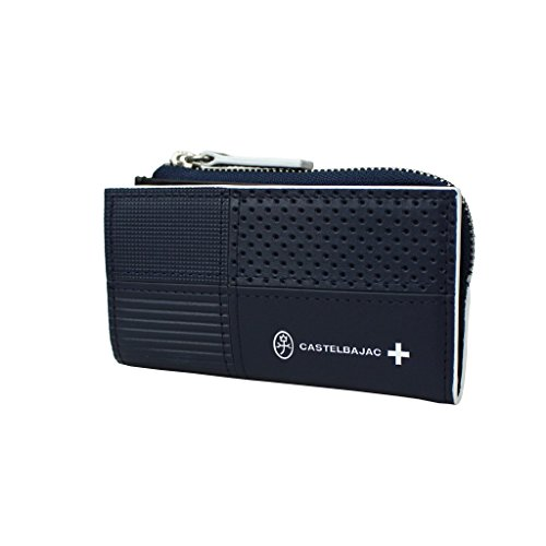 Navy 098602 CASTELBAJAC case Coupe CASTELBAJAC key Coupe XvwqYB8