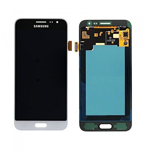 White Assembly For Samsung Galaxy Sol Cricket j321 / J3 2016 J320 J320A J320F J320DS sky S320Z S320V S320VZ J320H J320YZ J320Y J320P J320DD J3109 J320FN J320M J320R4 LCD Display Touch Screen Digitizer by zoe_Z