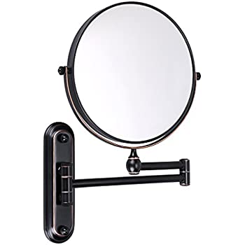 Amazon Com Zadro 10x Mag 2 Sided Swivel Vanity Mirror 8