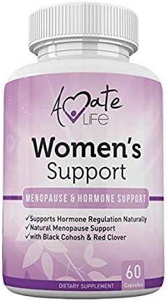 Supplement Regulation Menopause Ingredients Regulation product image