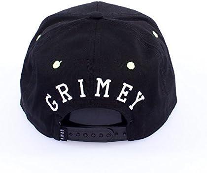 GORRA GRIMEY CLASSIC LOGO SNAPBACK SS15 BLACK: Amazon.es: Ropa y ...