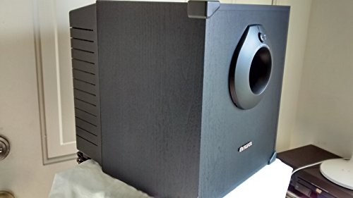 Aiwa TS-W45U Powered Active Subwoofer. 40W Active Speaker System. Great Shape, Work & Sound Awesome!!!