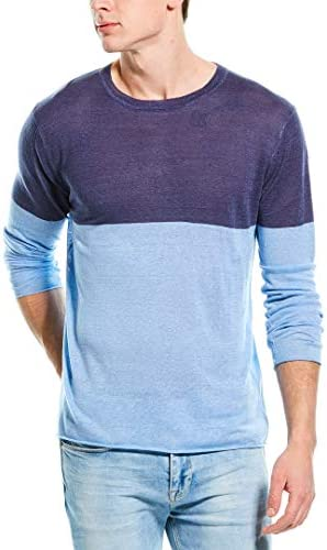 Onia Men`s Kevin Crew Neck Sweater