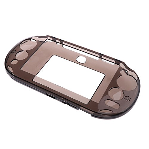 Jili Online Console Protective Case Cover Frame for Sony PSV2000 Remote Controller Black Psp Wii Controller