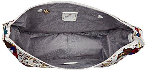 Messenger White Guidi Piero Womens Bag Cross 98 Bianco body P7xEwq