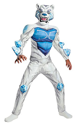 BESTPR1CE Boys Halloween Costume-Monsuno Lock Monster Deluxe