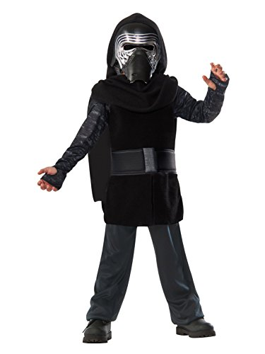 Imagine by Rubies Star Wars Episode VII: The Force Awakens Kylo Ren Action Suit Blister Set, Medium (Disney Villain Costume)