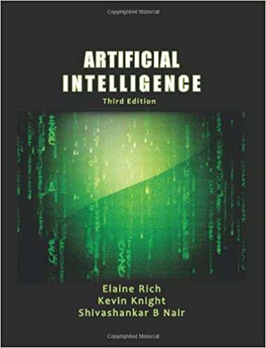 Artificial Intelligence Book By Elaine Rich