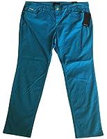 Baby Phat Women's Plus Skinny Cropped Pants Capri 22 Plus