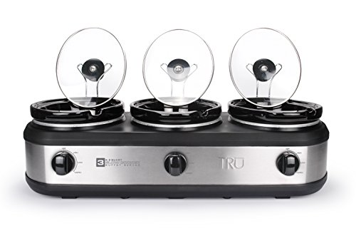 Eco Serveware - Tru BS-325LR Slow-Cookers