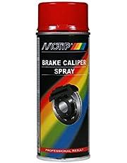 MOTIP - M04098 Étrier de frein - Rouge - 400 ml