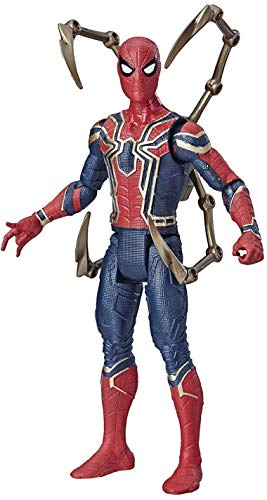 Avengers Marvel Iron Spider 6″-Scale Marvel Super Hero Action Figure Toy