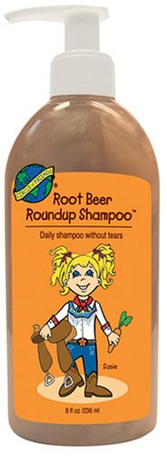 Circle of Friends Susie's Root Beer Roundup Shampoo, 8 oz., Health Care Stuffs