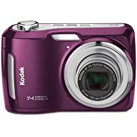 Kodak EasyShare C195 Digital Camera (Purple) (Discontinued by Manufacturer) Key Pieces Review Image