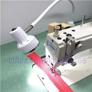 White LED 28 Bulb Working Light Lamp With Clamp For Sewing Machines