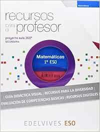 Recursos para el Profesor Matemáticas 1º ESO: 3 Proyecto