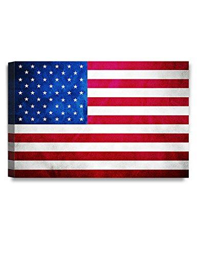 DECORARTS American Giclee Canvas 36x24x1 5