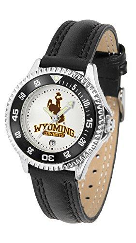Wyoming Watch Ladies Cowboys - Linkswalker Ladies Wyoming Cowboys Competitor Ladies Watch
