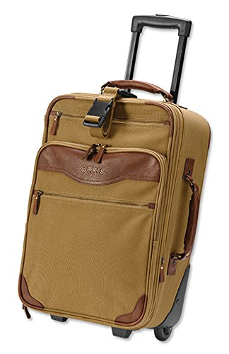 Orvis 1856 Carry-on Roller (Orvis Leather Luggage)
