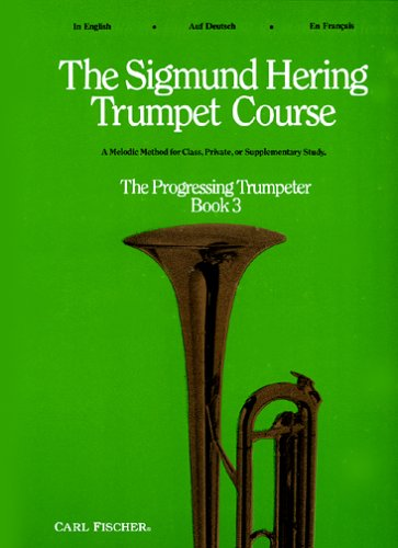 O5138 - The Sigmund Hering Trumpet Course, Book 3