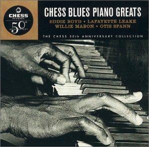 Chess Blues Piano Greats