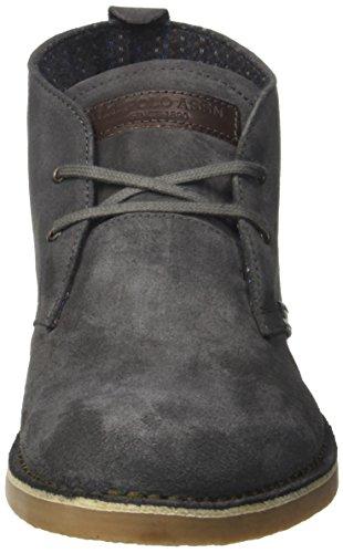 U.S.POLO ASSN. Herren Amadeus13 Suede Desert Boots Grau