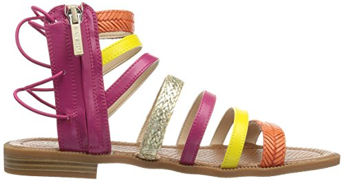 a1495535d68 Nine West Women s Nwxema3 Gladiator Sandals US Pink Multi gshVb ...