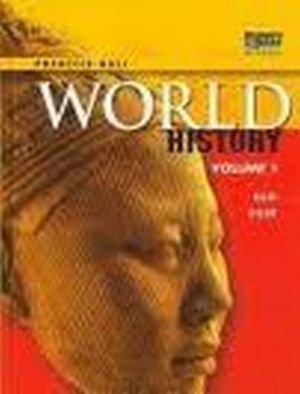 Title: World History-Indiana Survey Stud.ED.