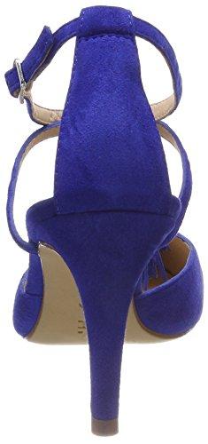 KS Unisa Sapphire Cerrada Tingo Azul Mujer Punta Sandalias para pfq1R
