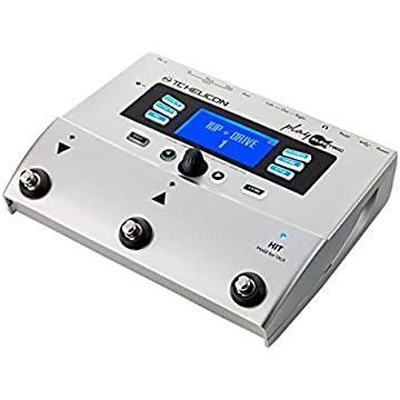 powerful TC Helicon Play Electric