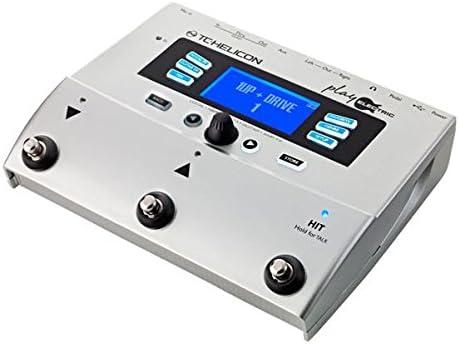 TC Helicon PLAY ELECTRIC - Pedalera multiefectos de suelo para ...