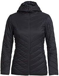 Women's Hyperia Hooded Jacket Black L