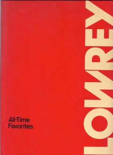 Lowrey: All-Time Favorites (music/songbook) ()
