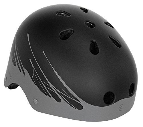 Capstone Youth Helmet, Paint drip Black