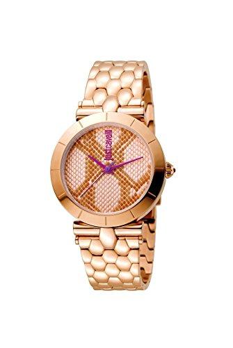Just Cavalli ANIMAL Devore Women's Rose Gold Watch