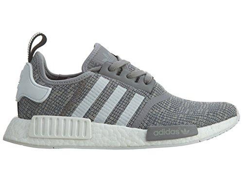 Adidas Cgrey r1 Homme cwhite Derbys grey Nmd qHqz6