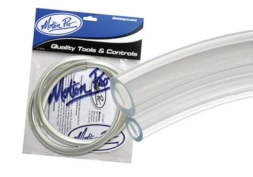 MP CLEAR PVC FUEL LINE, 3/8 ID X 3 FT, Manufacturer: MOTION PRO, Part Number: 142606-AD, VPN: 12-0066-AD, Condition: New