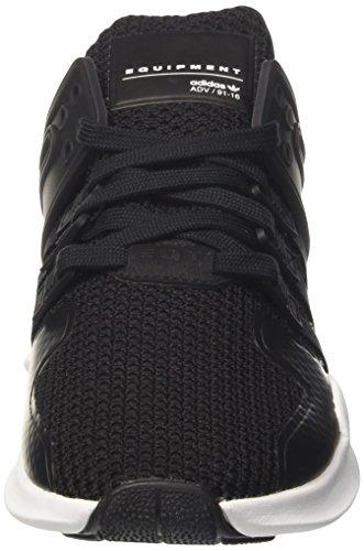 Scarpe Ginnastica core ftwr Black Eqt Da Support Unisex Adidas White Nero Black Adv Adulto core wtXCXO
