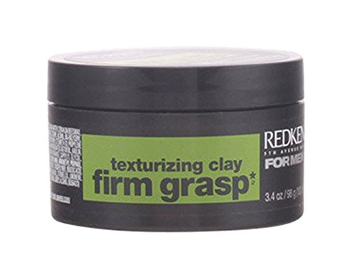 Redken Firm Grasp Texturizing Clay for Men, 3.4 Ounce by REDKEN