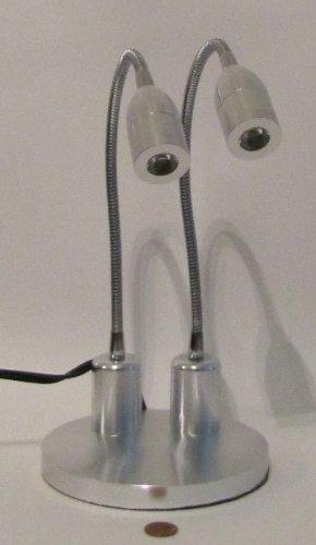 Gooseneck Flexible Arm LED Light Lamp Illuminator for Dis...