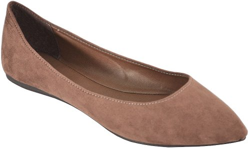 Breckelle Talia-01w Taupe Kvinner Casuals, 10 M Oss