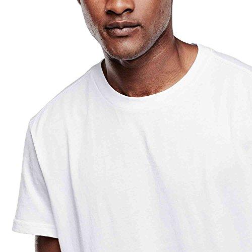 G-Star Herren T-Shirt Stonum long r t s/s - white